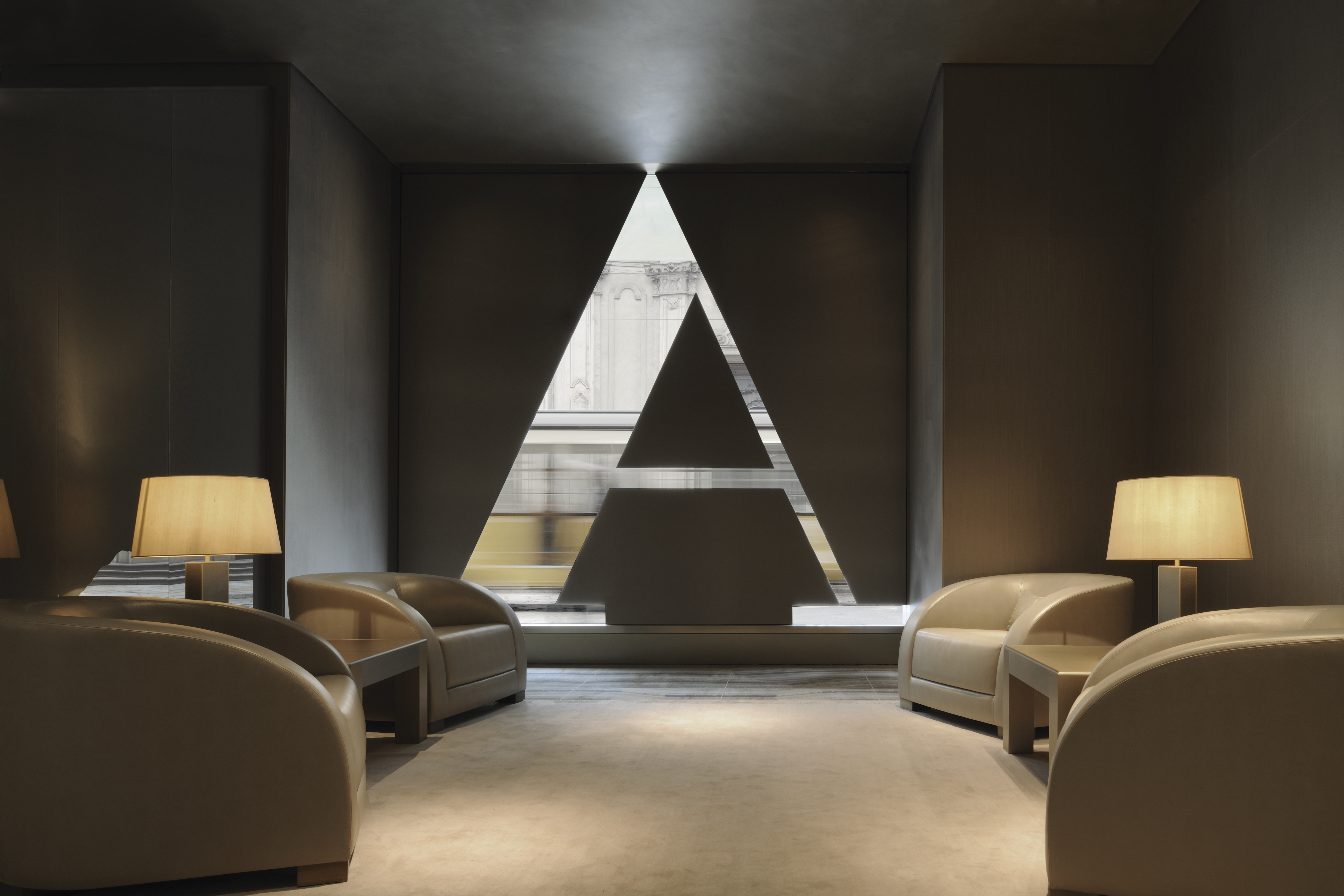 Armani Hotel Milano – Zeitblatt