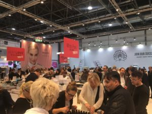 Beauty Messe Düsseldorf 2018